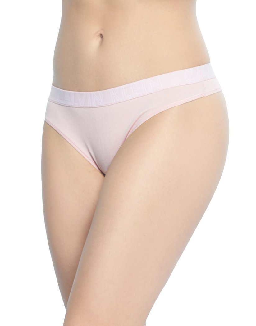 Attract Front Calvin Klein Ultimate Cotton Thong Panty