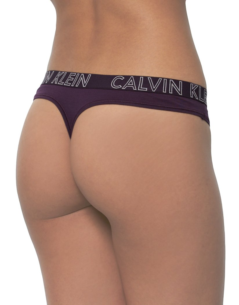 Tolerance Back Calvin Klein Women Ultimate Cotton Thong Panty