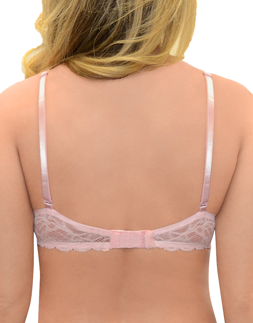 Attract Other Calvin Klein Seductive Comfort with Lace Demi Lift Bra