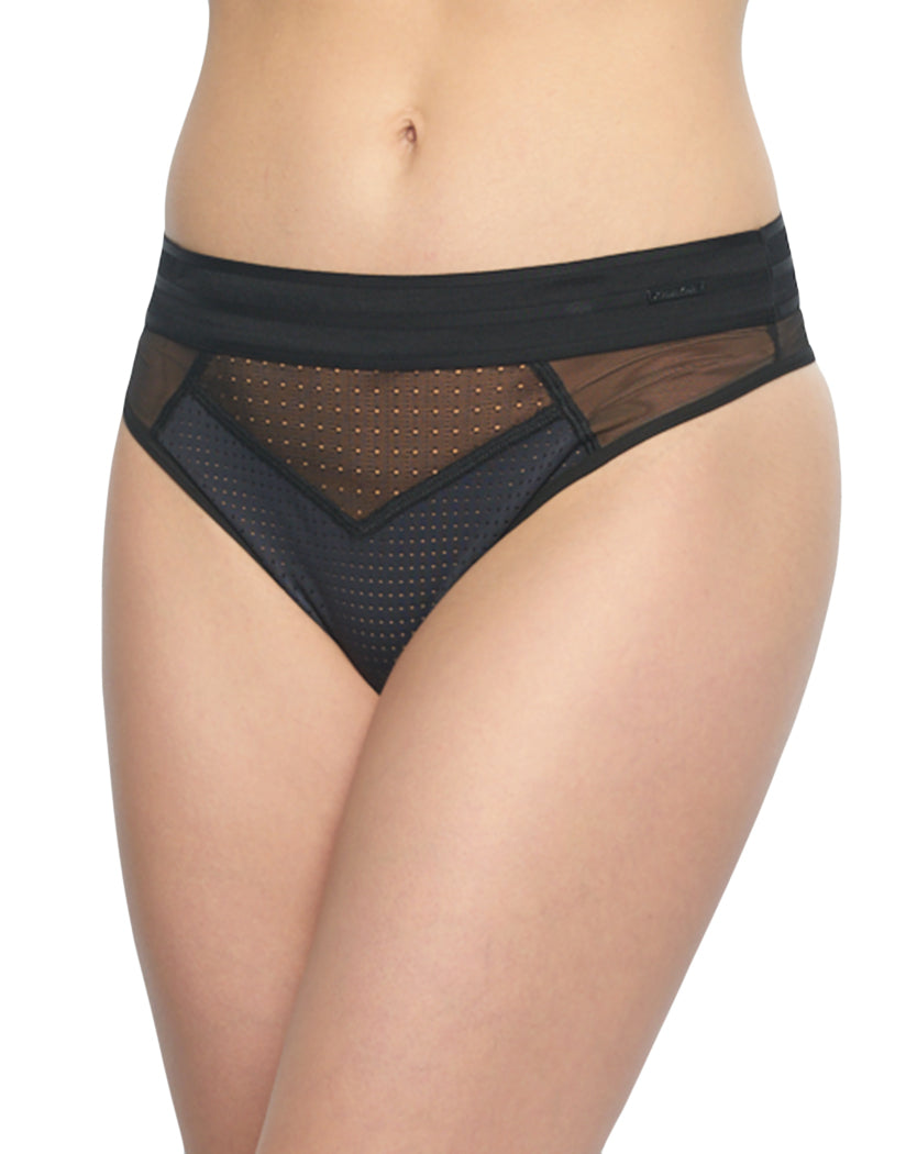 High Waisted Hipsters - Mixed Mesh Calvin Klein The Cheapest Get To Buy K5vxg4Xl