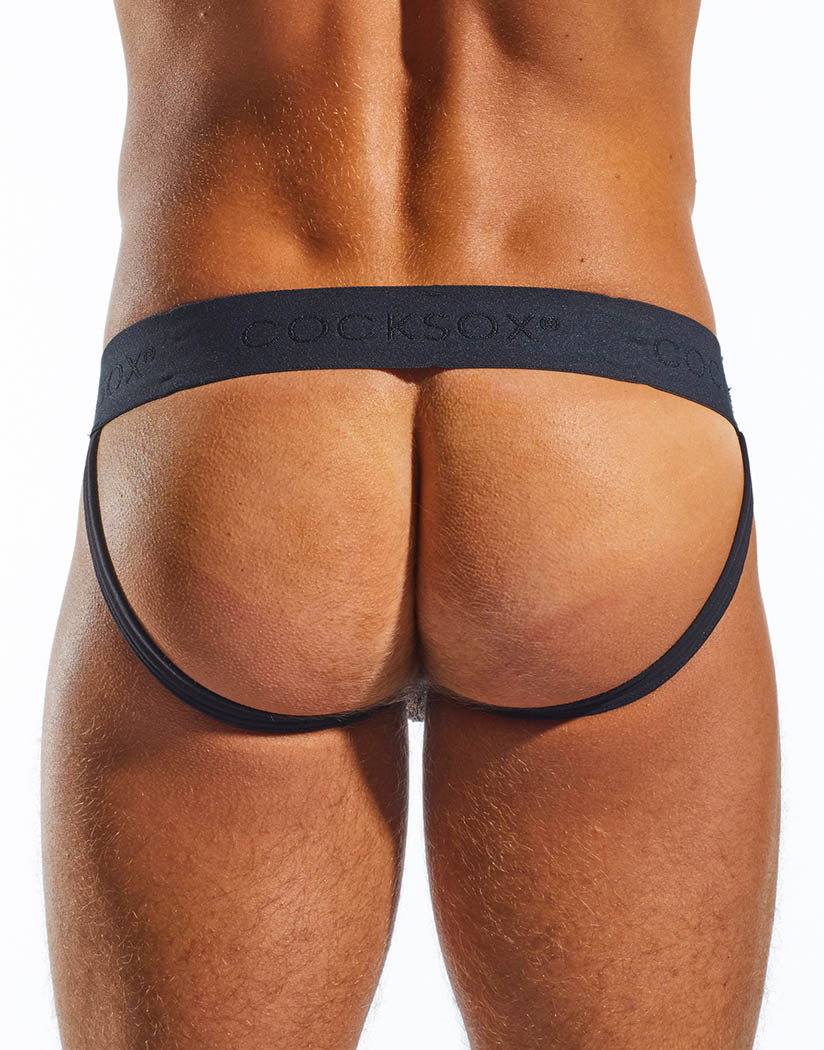 black back Cocksox Jockstrap CX21N