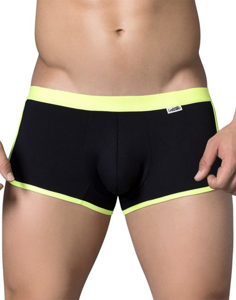 Black Front Candyman Gum Boxer Brief 99264