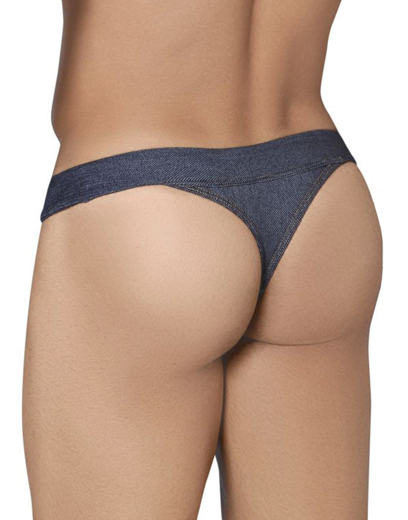 Denim Back Candyman Denim Thong 99338
