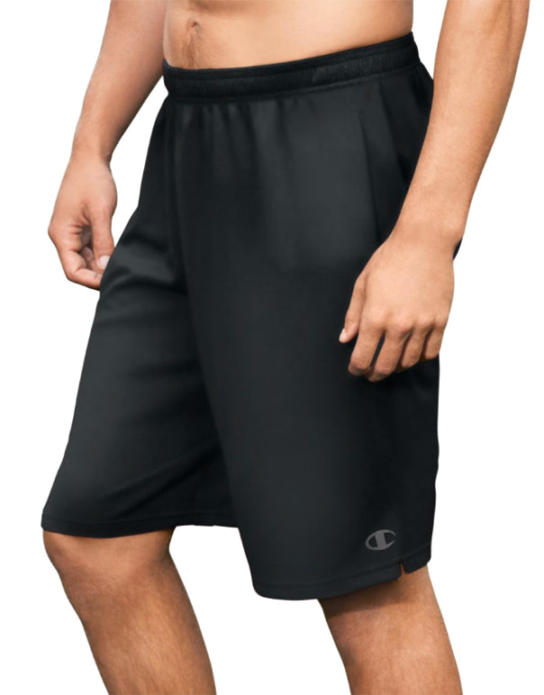 Champion Mens Champion Men Core Training Shorts Black L 078715934064