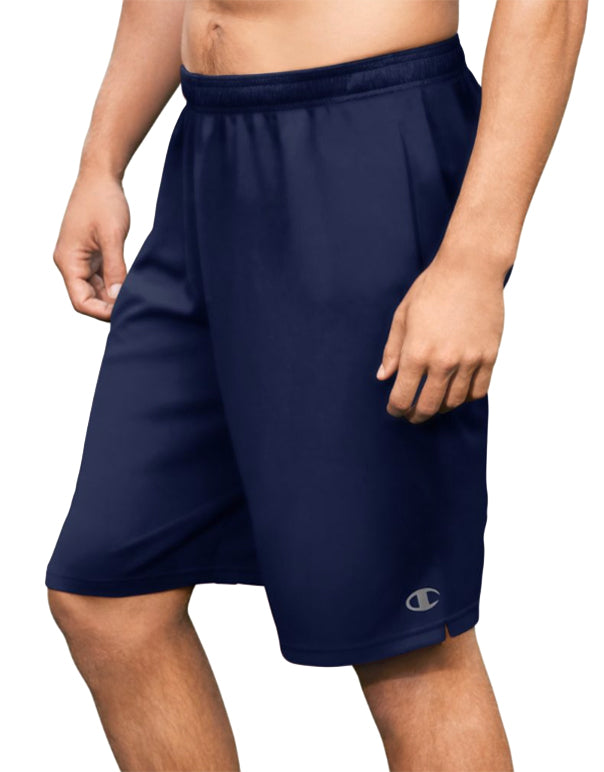 Champion Mens Champion Men Core Training Shorts Navy S 078715934194