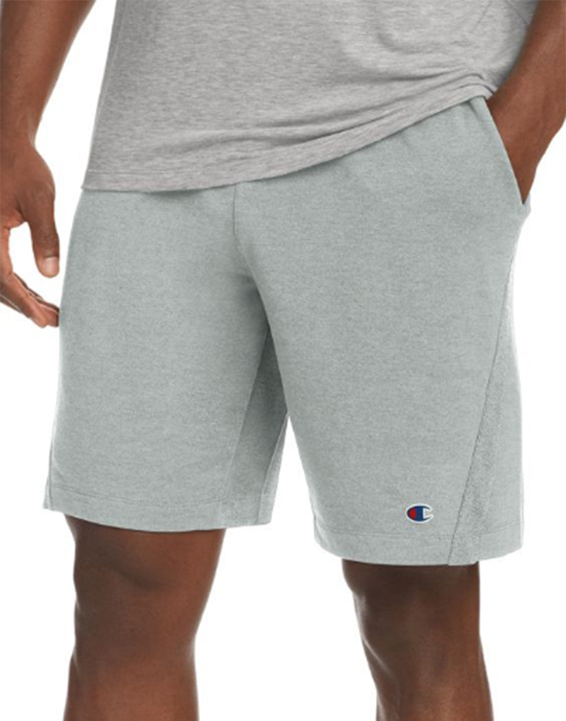 Champion Mens Champion Men's Gym Issue™ Shorts Oxford Grey XL 738994345806