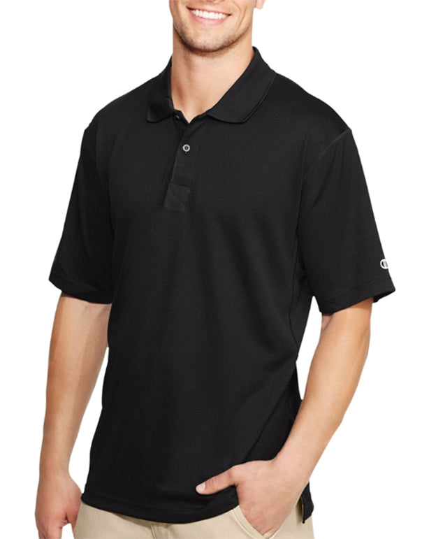 c00792896 Champion Mens Double Dry Ultimate Polo - Free Shipping at Freshpair.com