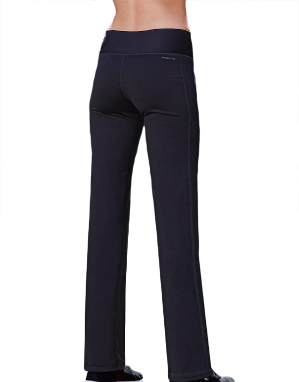Black Back Champion Women's Absolute Semi Fit Pant M0581