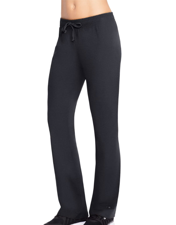 Black Front Authentic Womens Jersey Pants