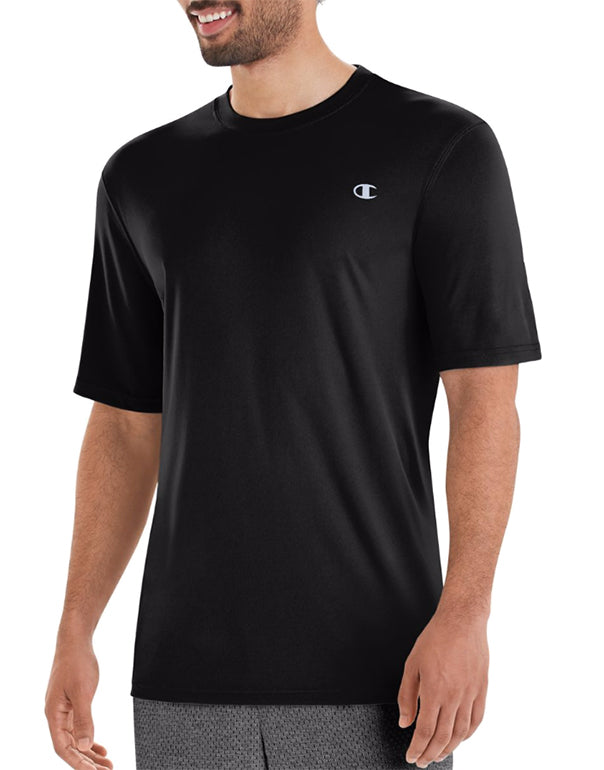 Champion Mens Core Training Tee Black M 078715686635