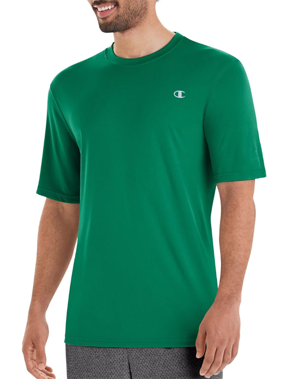 Champion Mens Core Training Tee Kelly Green XL 078715687007
