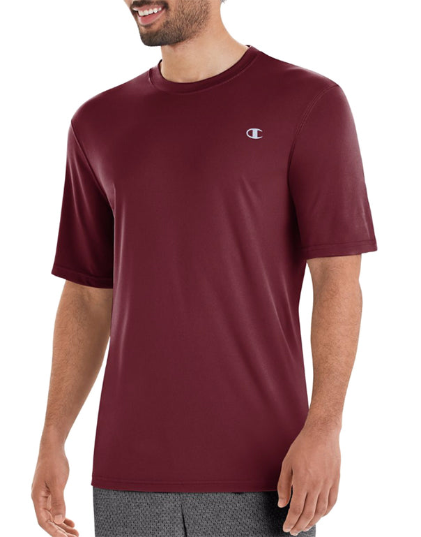 Champion Mens Core Training Tee Maroon XL 078715687106
