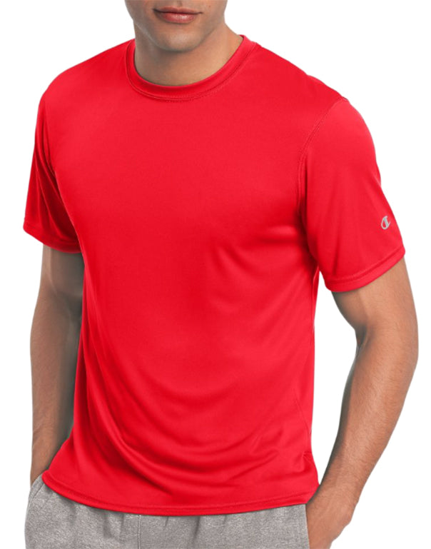 Champion Mens Core Training Tee Scarlet XL 078715687403