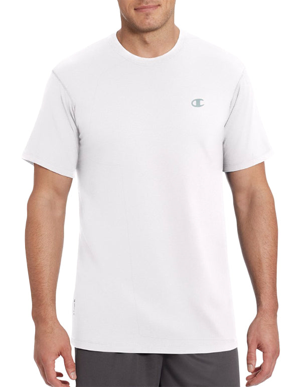 Champion Mens Champion Vapor Men White M 078715995980