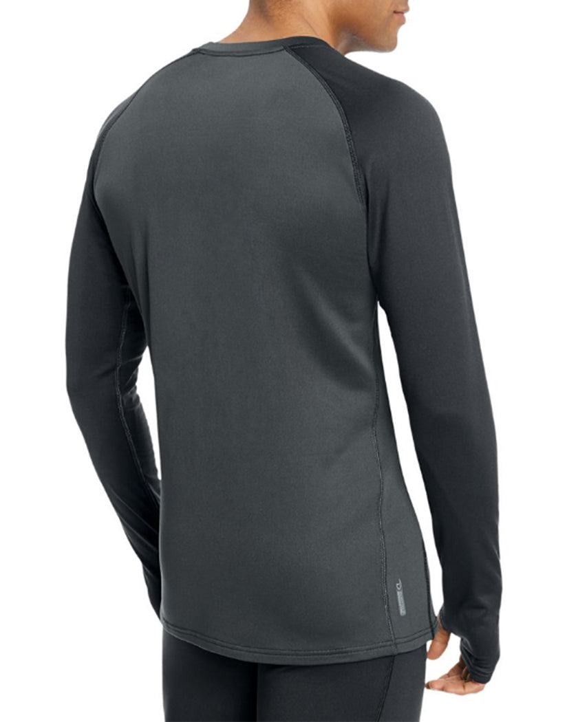 Stealth Back Champion Men's Cold Weather Long-Sleeve Tee