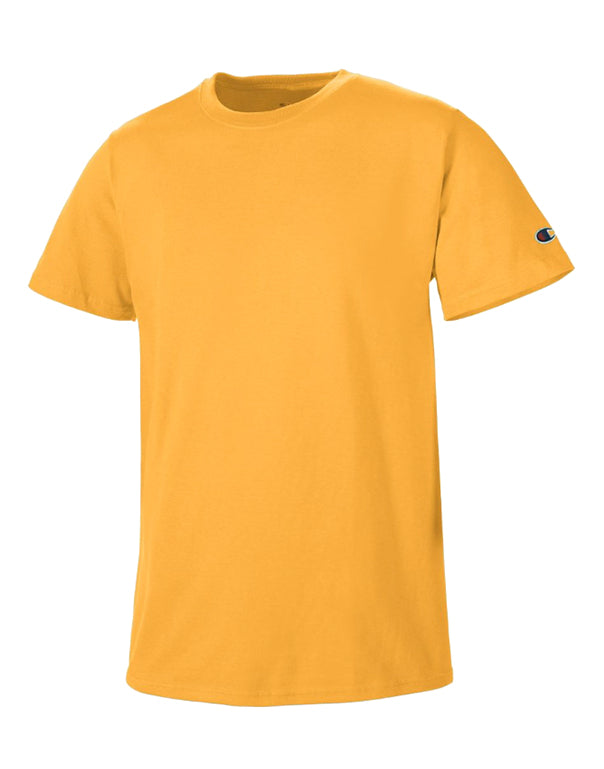 Gold Front Basic Tee