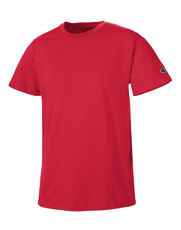 Scarlet Front Basic Tee