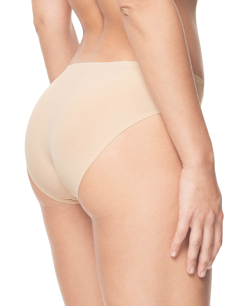 Ultra Nude Back Chantelle Soft Stretch French Cut Brief 1067