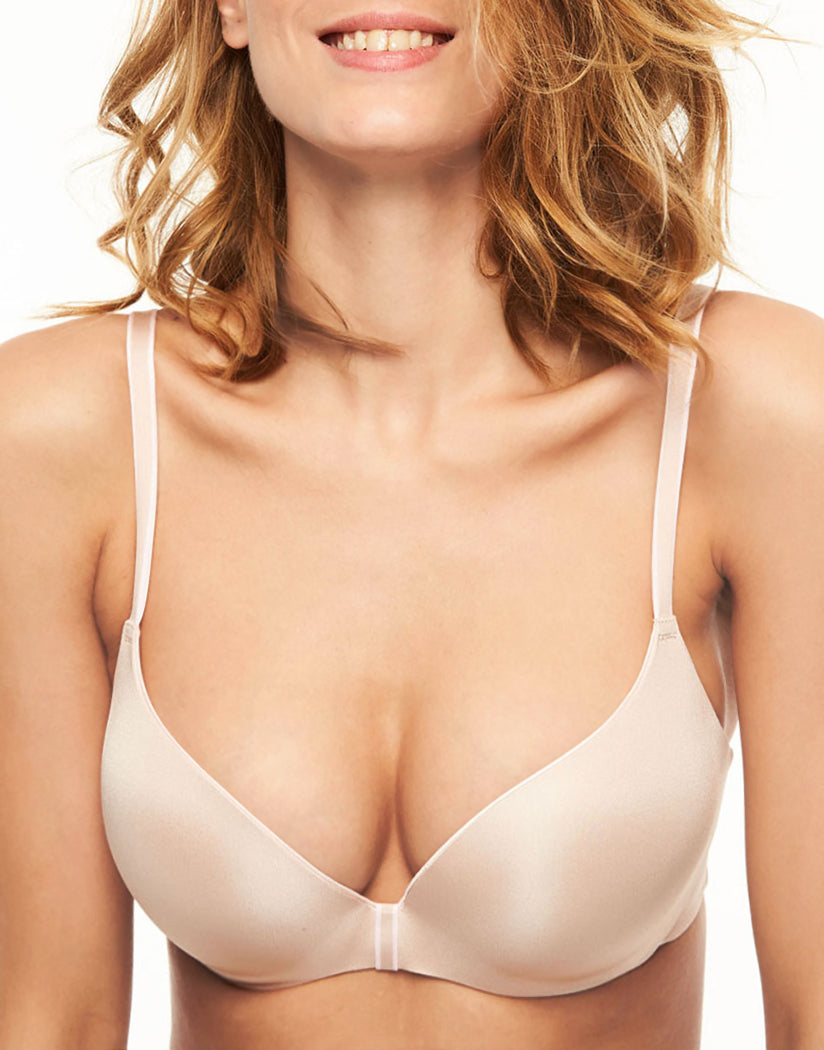 9f599a1c94057 Cappuccino Front Chantelle Irresistible Convertible Push-Up Bra