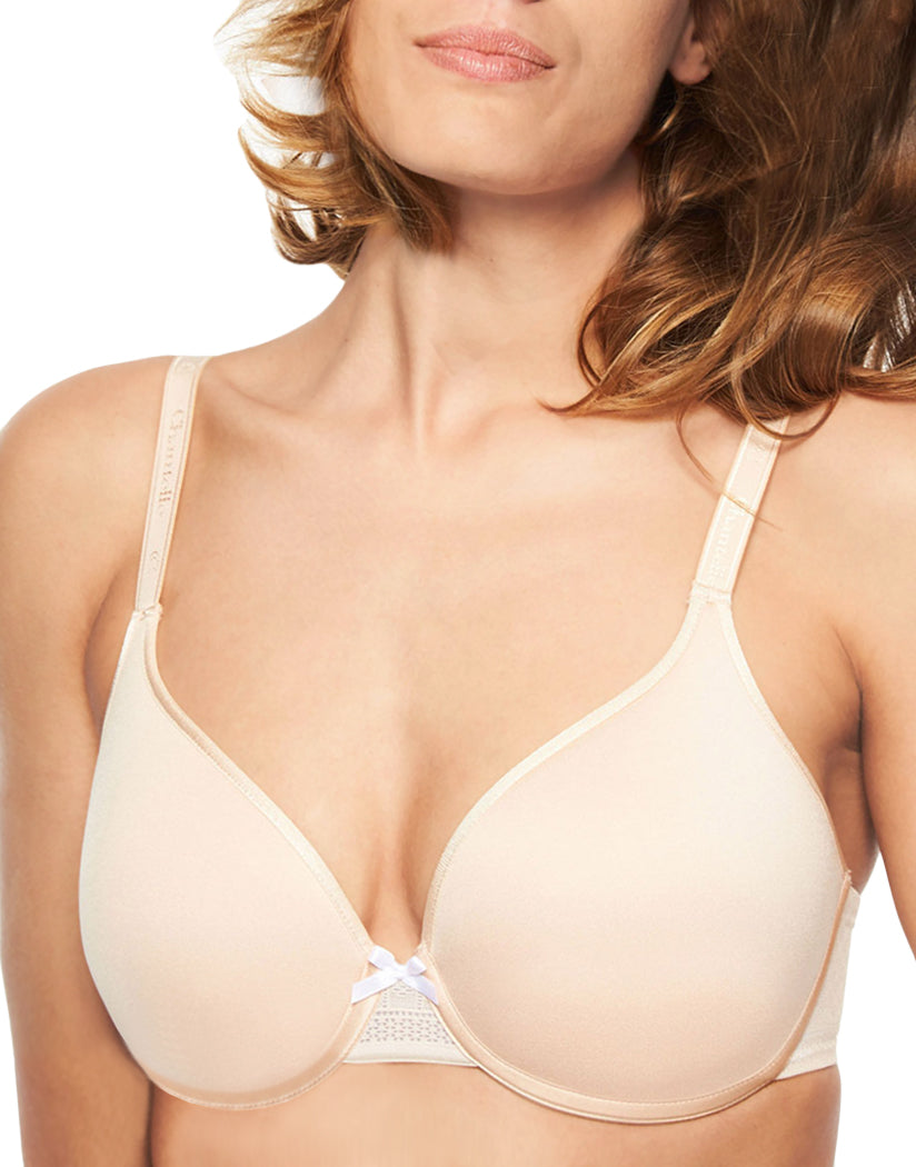 Blush Front Chantelle Ideal Back Smoothing Bra