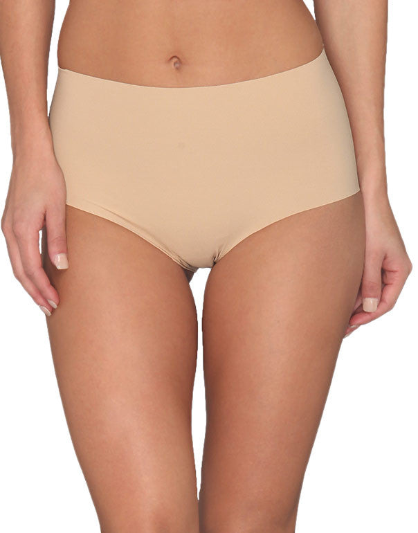 True Nude Front Commando Classic High Rise Panty
