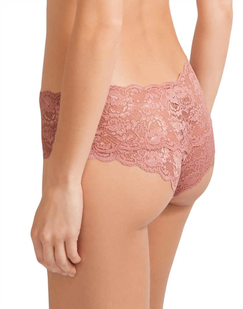 Nuove Mauve Back Never Say Never Hottie Hot Pant