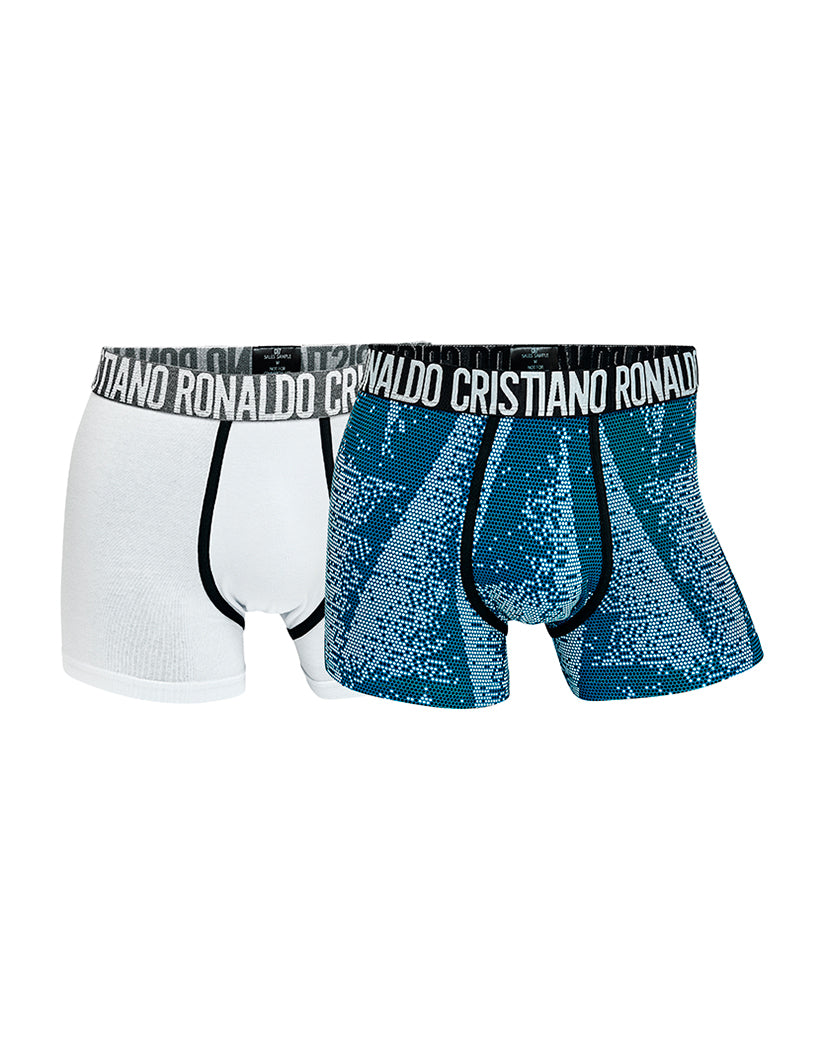 2-Pack CR7 Cristiano Ronaldo Underwear Trunk