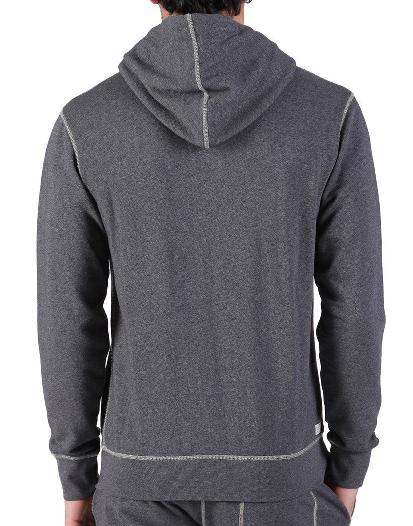 Melange Grey Back Brandon Z Sweat Shirt