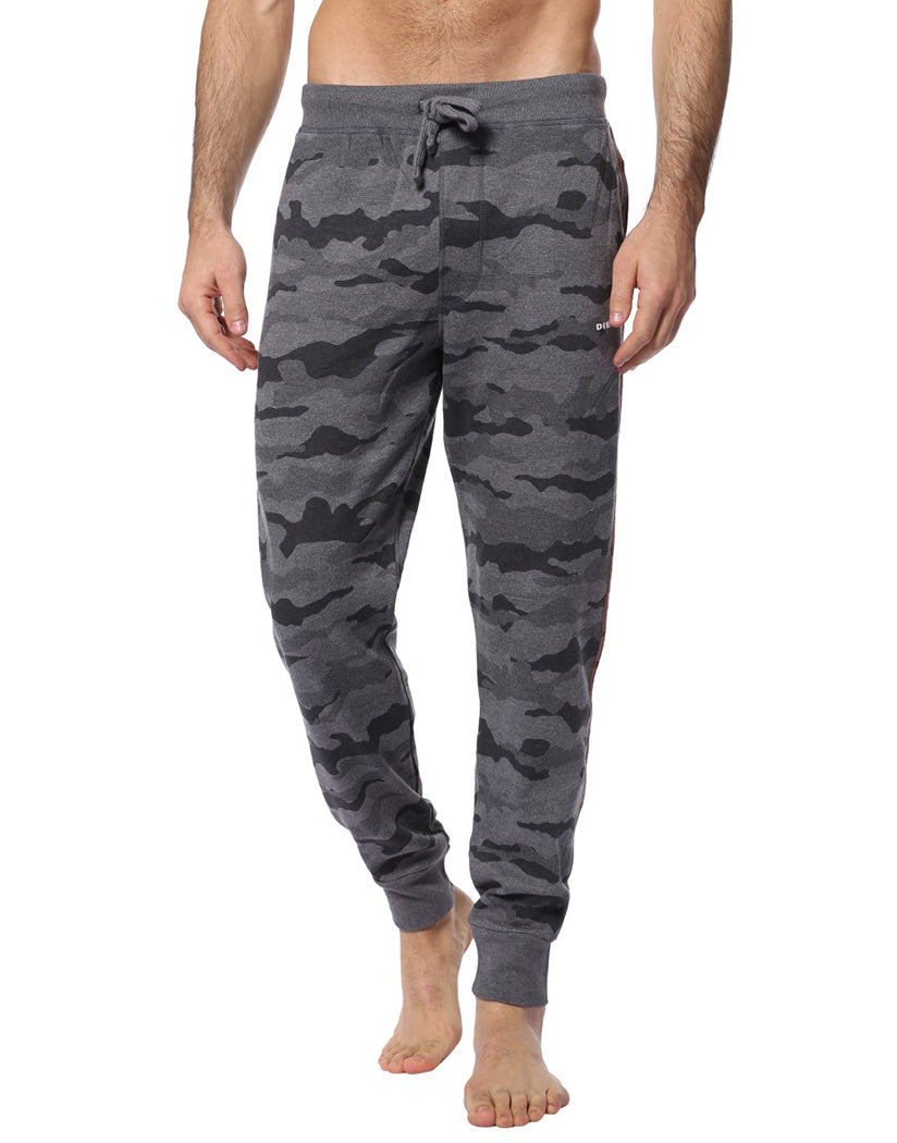 Grey Camo Front Camo Peter Trousers