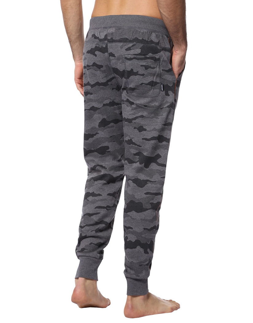 Grey Camo Back Camo Peter Trousers