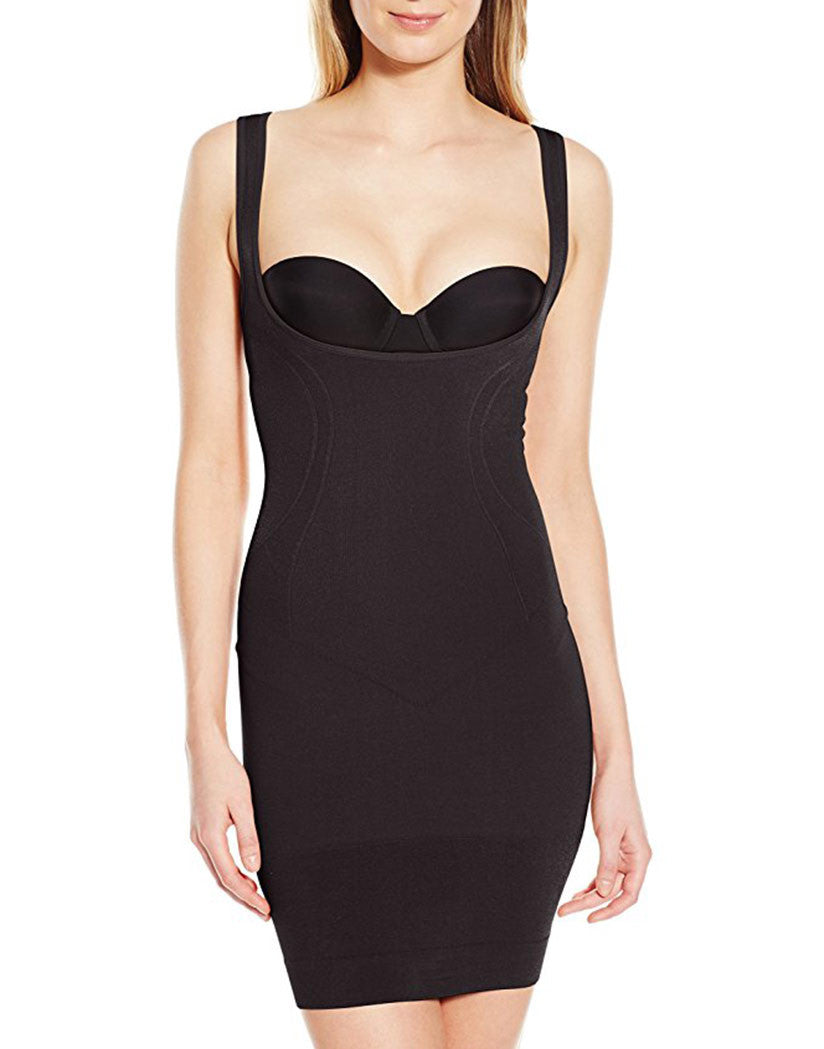 Black Front Dolce Vita Instant Shaping Medium Support Bodysuit