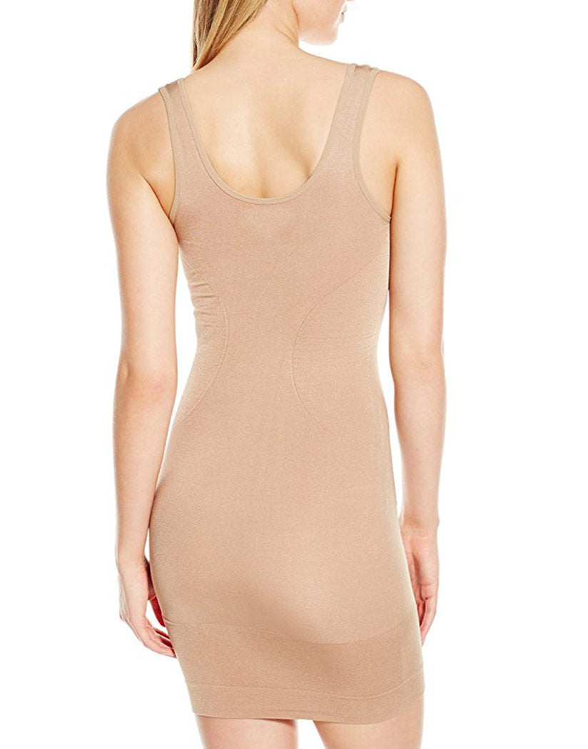Nude Back Dolce Vita Instant Shaping Medium Support Bodysuit