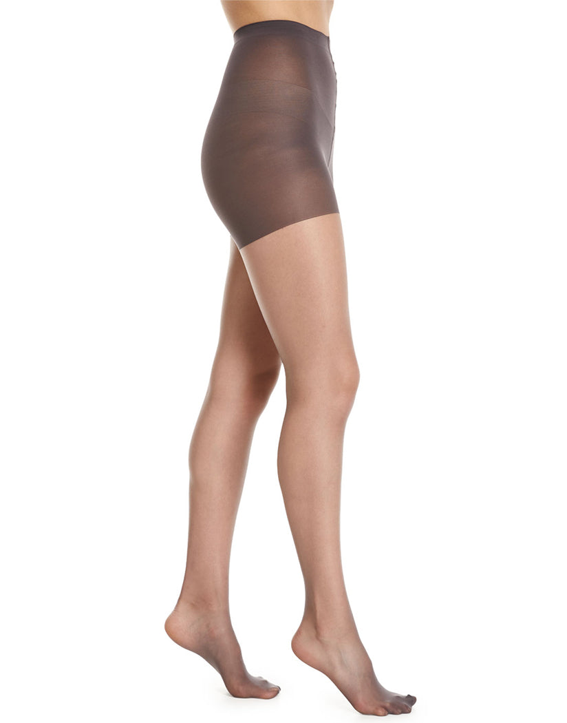 Off Black Front Signature Ultra Sheer Control Top Pantyhose