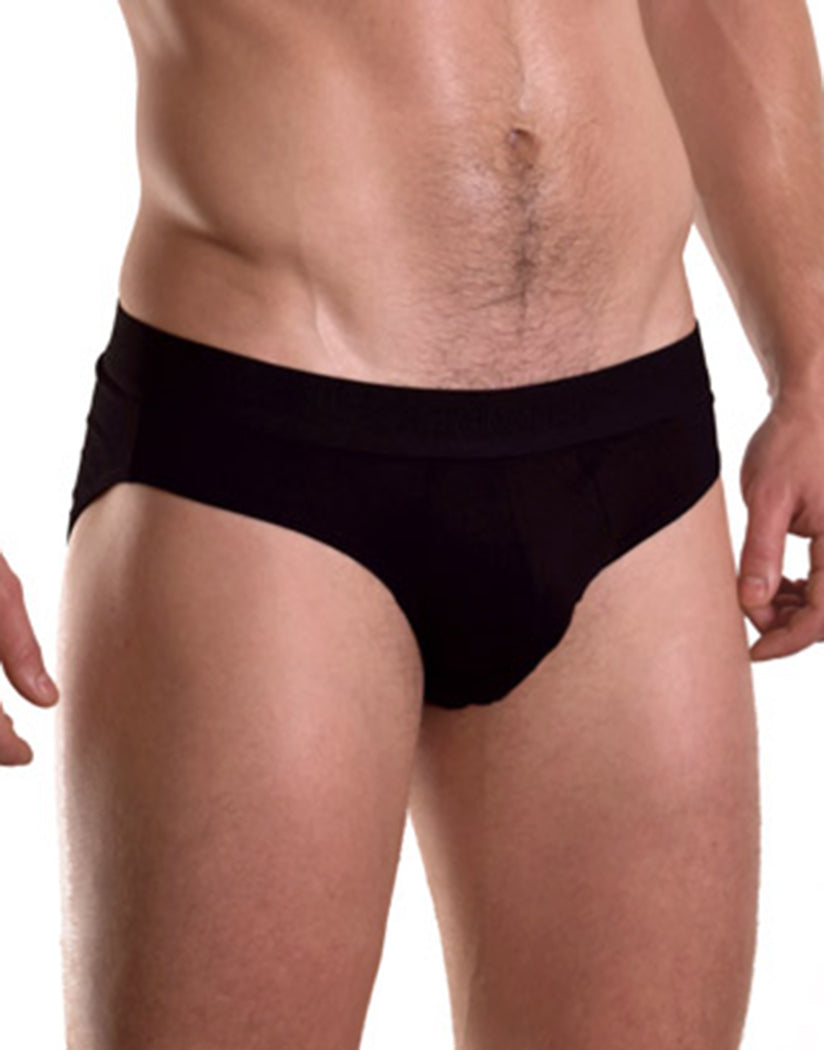 Black Front Doreanse Pure Cotton Brief 1009
