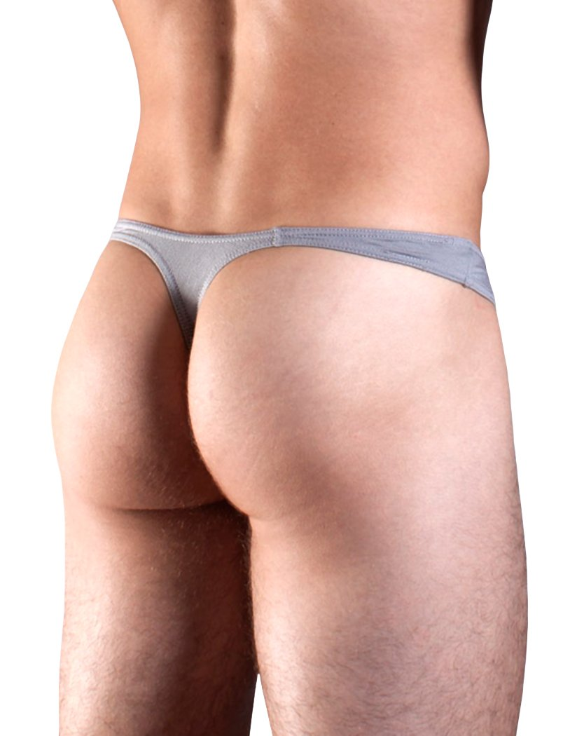 Grey Back Doreanse Hang Loose Thong 1280