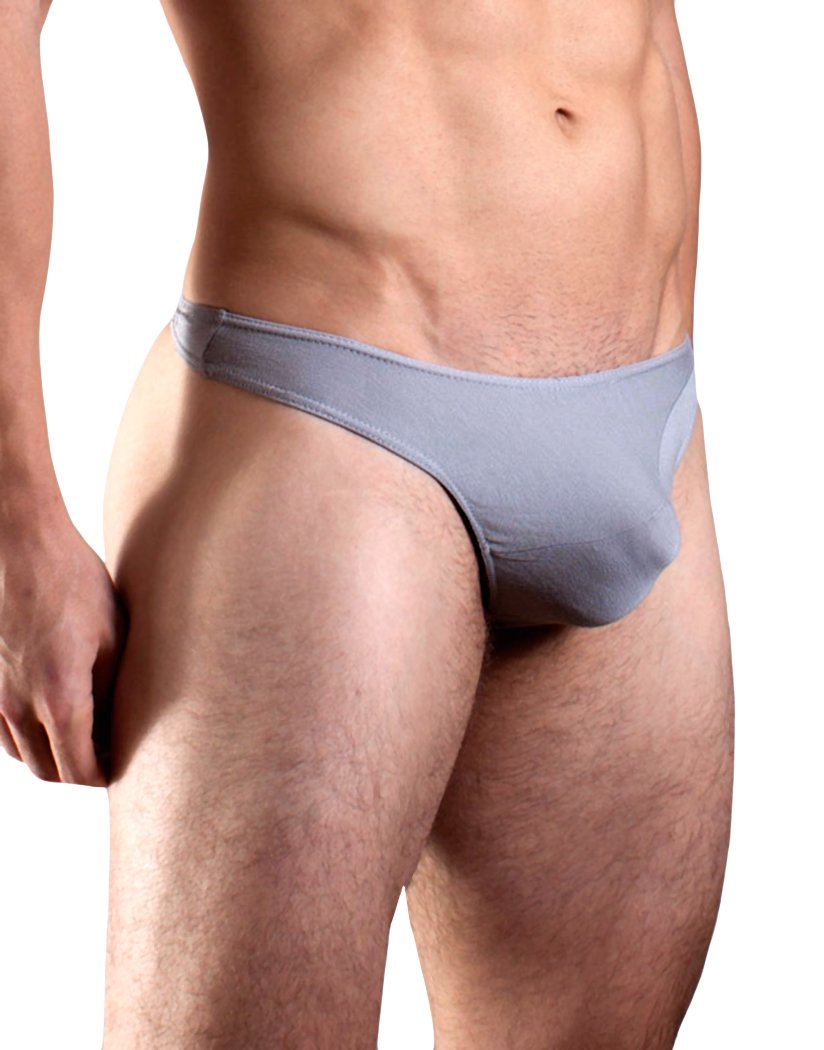 Grey Front Doreanse Hang Loose Thong 1280