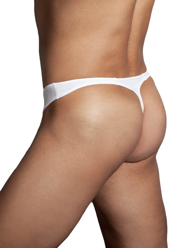 White Back Doreanse Hang Loose Thong