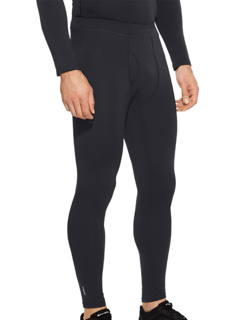 Black Front Duofold Men Flex Weight Pant KFX2