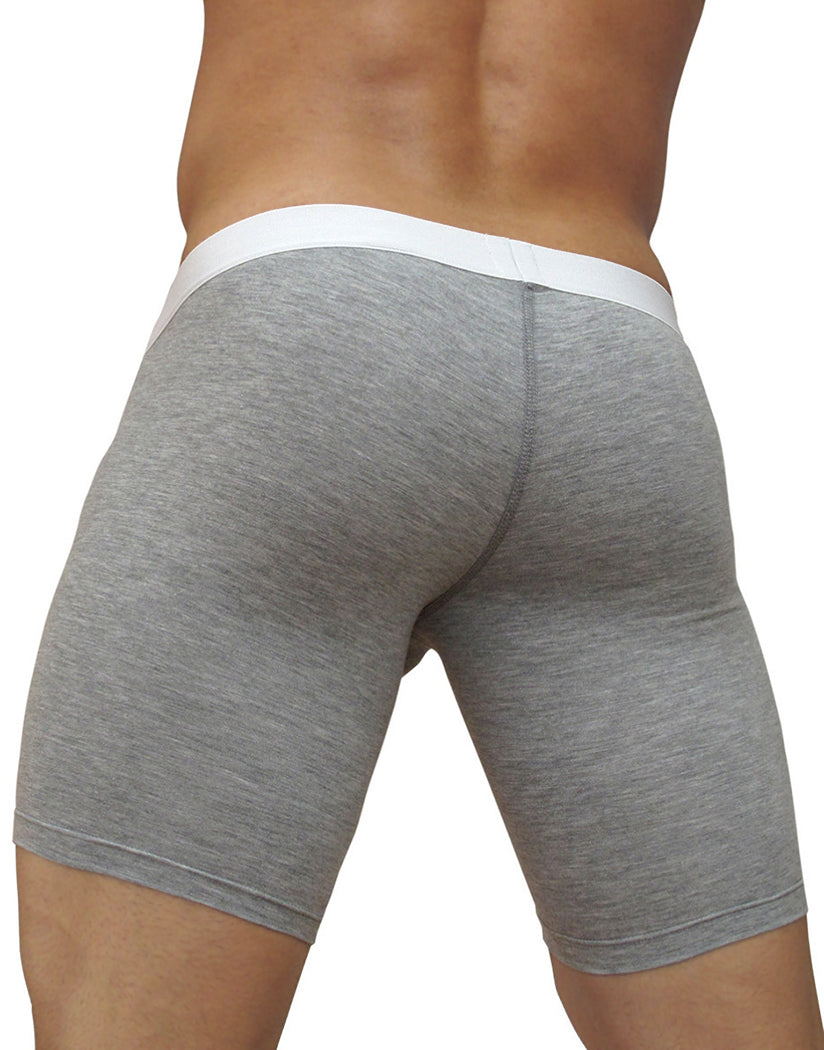 Heather Back Ergo Wear Max Premium Boxer Brief