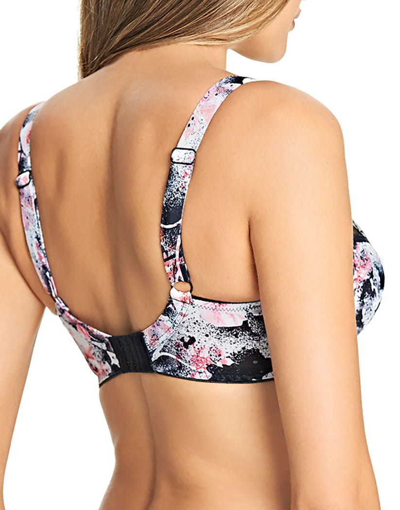 Onyx Back Sweet Illusion Support Bra