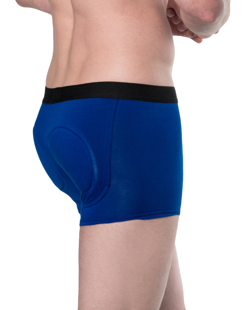 Royal Side Go Softwear Sculpt Boxer Brief with Padded Back
