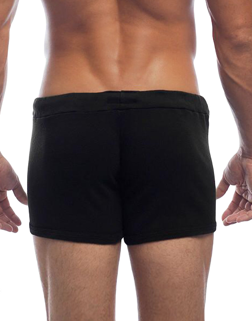 Black Back Go Softwear LA Wash Hiker Short 4643