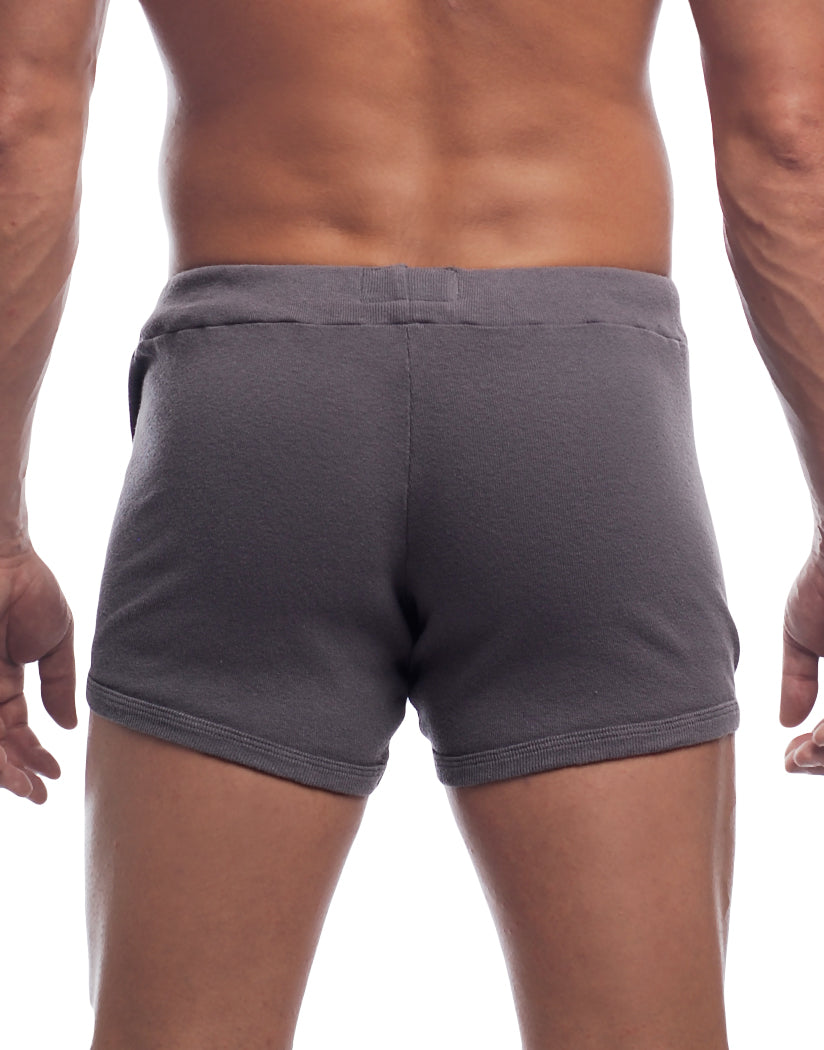 Charcoal Back Go Softwear LA Wash Hiker Short 4643