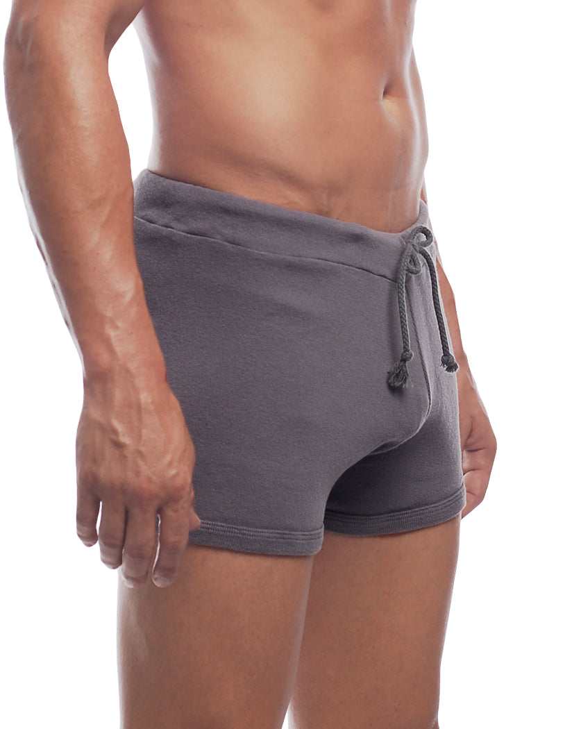 Charcoal Side Go Softwear LA Wash Hiker Short 4643