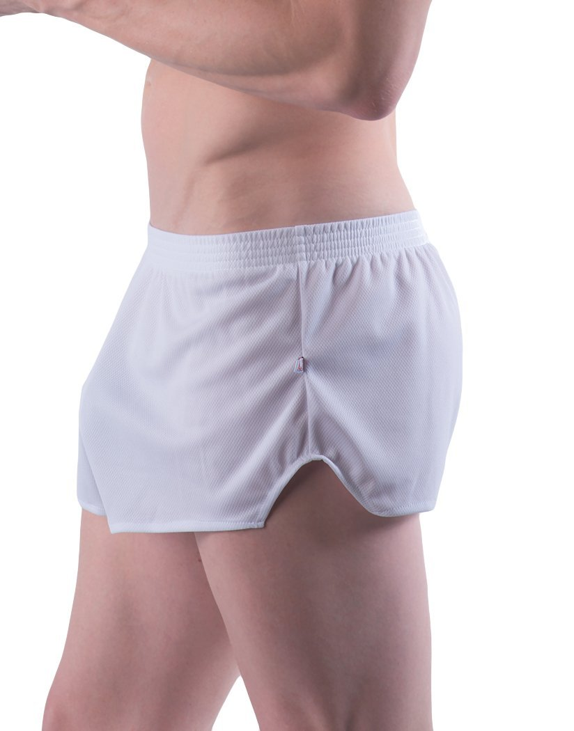 White Side Go Softwear AJ Ultra Running Short 8316