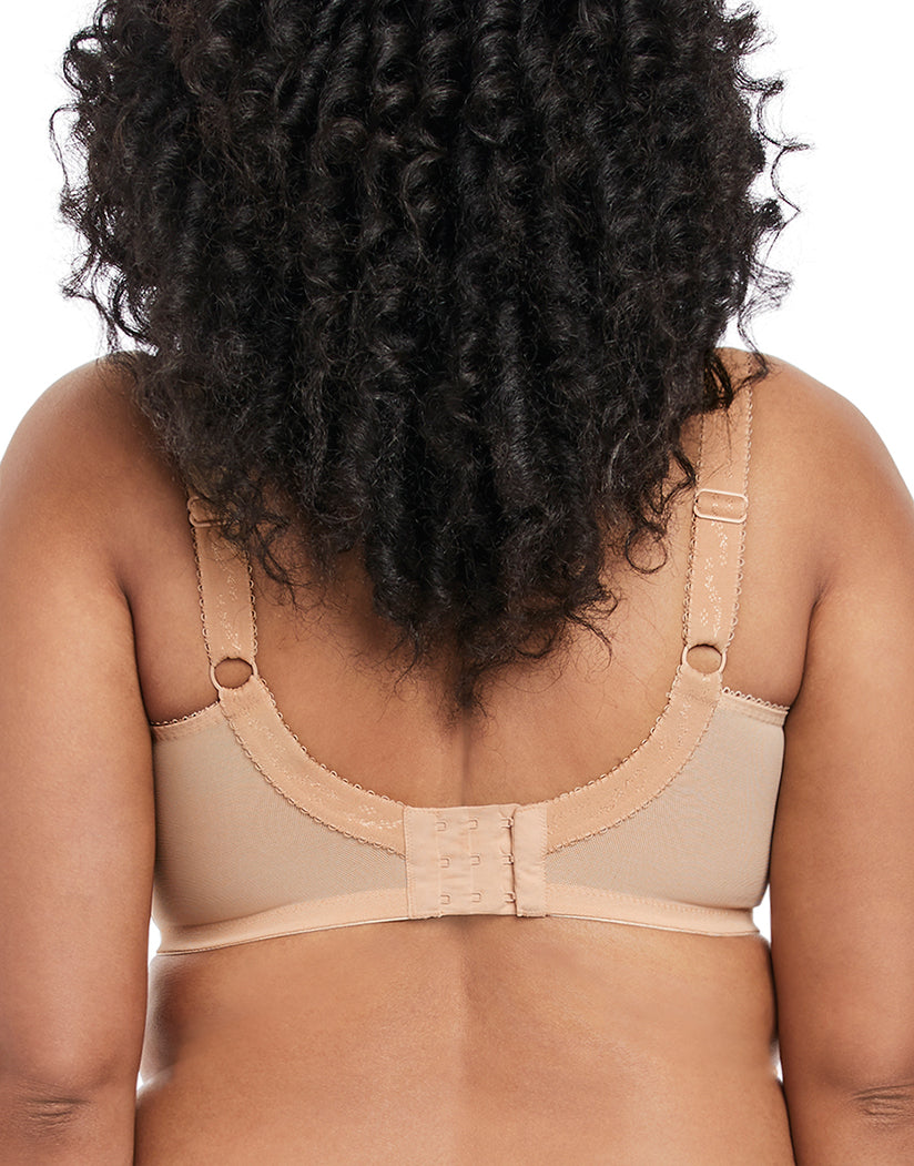 Sand Back Petra Deluster Under Wire Bra