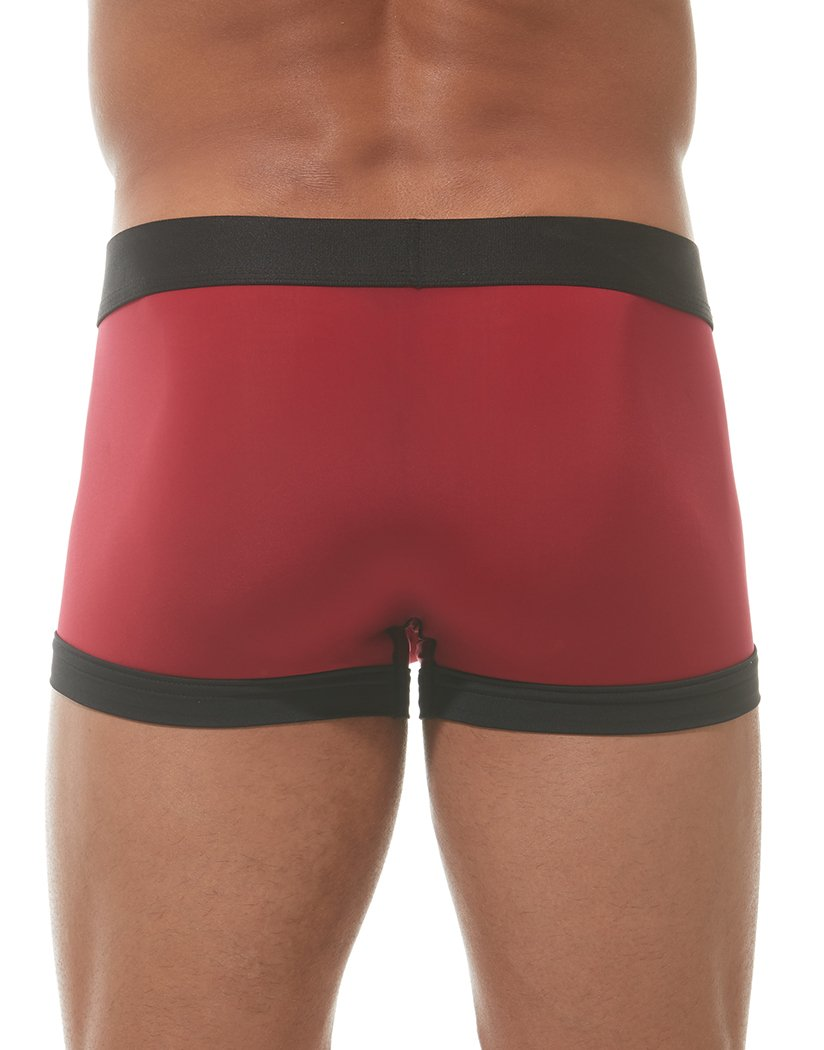 Red Back Gregg Homme Room-Max Boxer Brief Red 152705