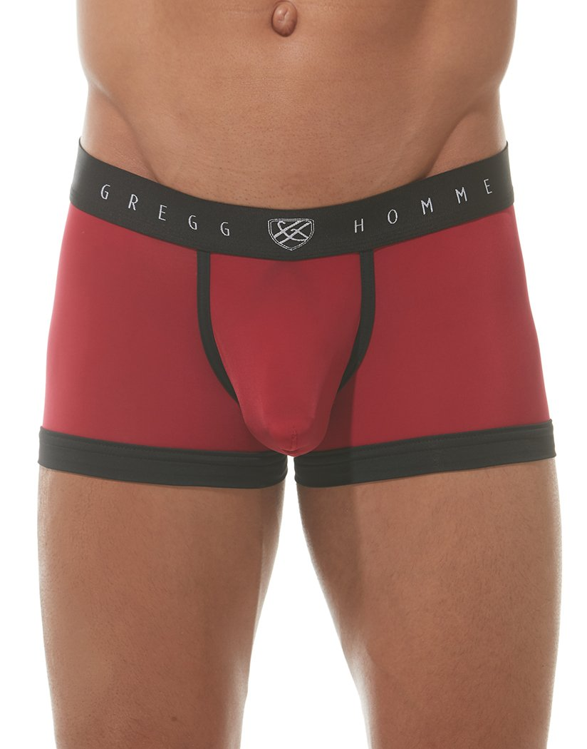 Red Front Gregg Homme Room-Max Boxer Brief Red 152705