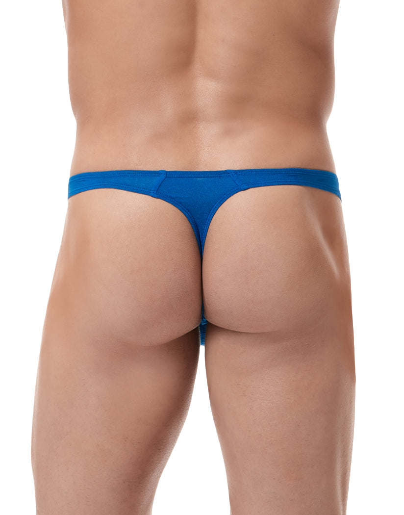 Royal Blue Back Gregg Homme Torrid Thong
