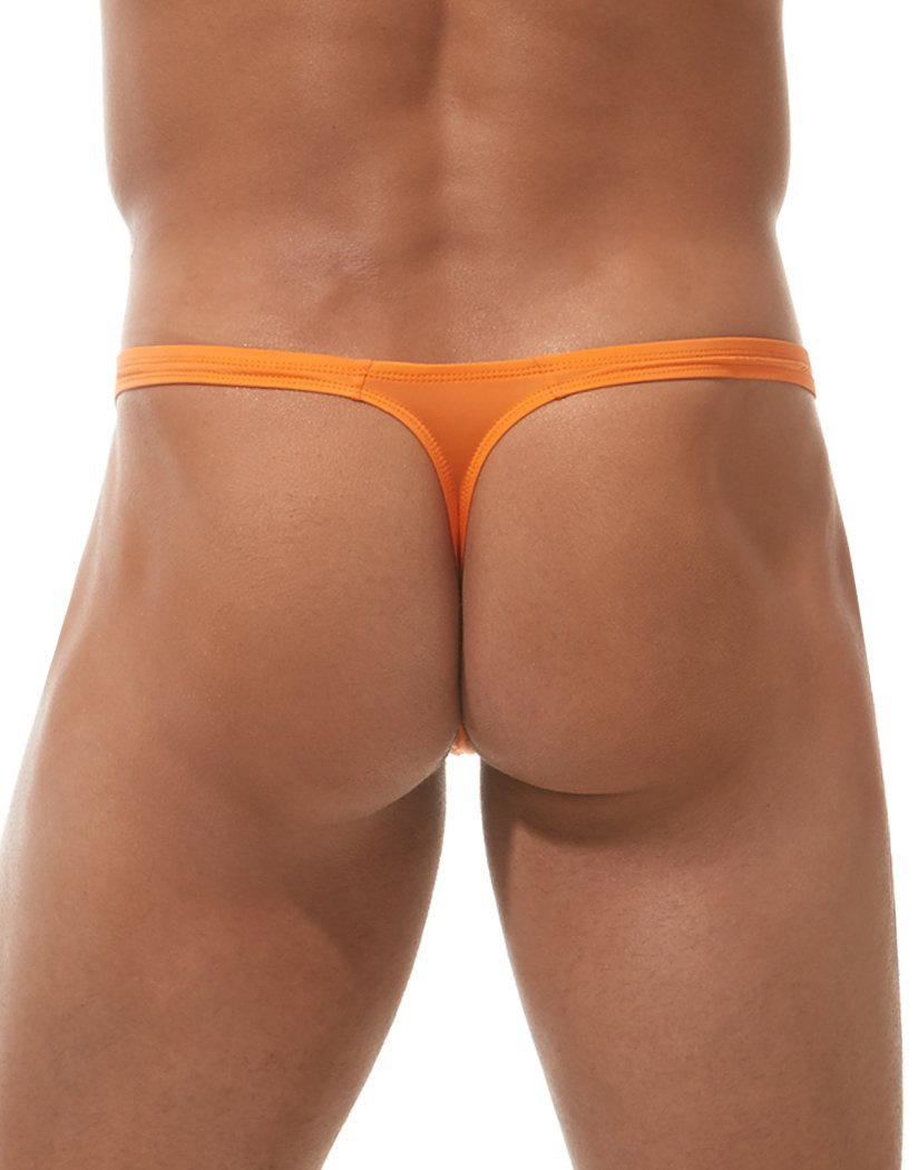 Orange Back Gregg Homme Wonder Thong